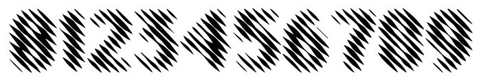 EFN Linea Font OTHER CHARS