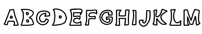 Effective Font UPPERCASE