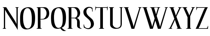 Effloresce Font UPPERCASE