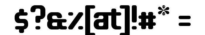 effortless Font OTHER CHARS