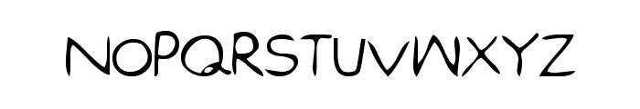 efontlution_part3 Font UPPERCASE