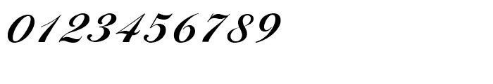 EF Ballantines Script Bold Font OTHER CHARS
