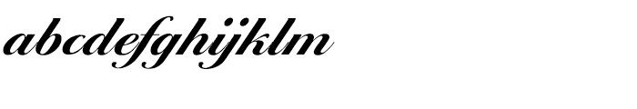 EF Ballantines Script CE Bold Font LOWERCASE