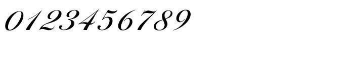 EF Ballantines Script CE Medium Font OTHER CHARS