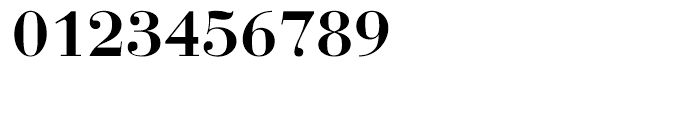 EF Bauer Bodoni Medium Font OTHER CHARS