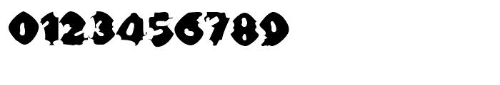 EF Bloxx Regular Font OTHER CHARS