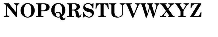 EF Century Schoolbook Bold Font UPPERCASE