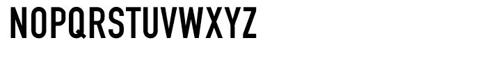 EF DIN 1451 Eng Alt Font UPPERCASE