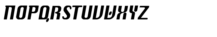 EF DOCsneider Regular Font UPPERCASE