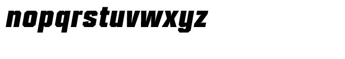 EF Diamante Extra Bold Italic Font LOWERCASE