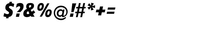 EF Diamanti Condensed Bold Italic Font OTHER CHARS