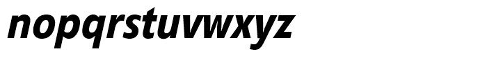 EF Diamanti Condensed Medium Italic Font LOWERCASE