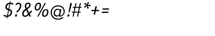 EF Diamanti Condensed Thin Italic Font OTHER CHARS