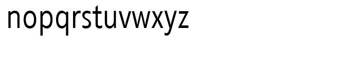 EF Diamanti Condensed Thin Font LOWERCASE