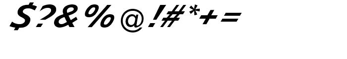 EF Diamanti Diagonal Medium Font OTHER CHARS