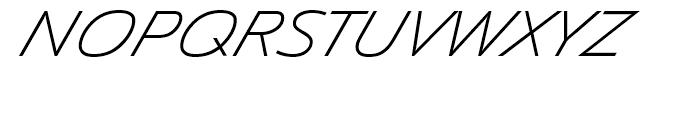 EF Diamanti Diagonal Thin Font UPPERCASE
