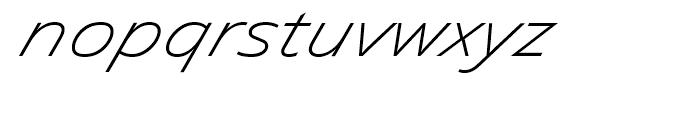 EF Diamanti Diagonal Thin Font LOWERCASE