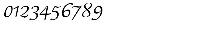 EF Elysa Light Italic Swash 1 Font OTHER CHARS