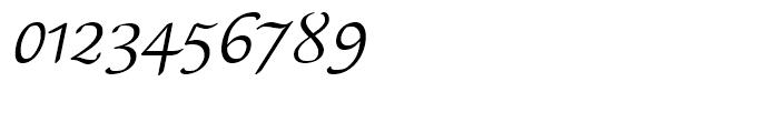 EF Elysa Light Italic Swash 2 Font OTHER CHARS