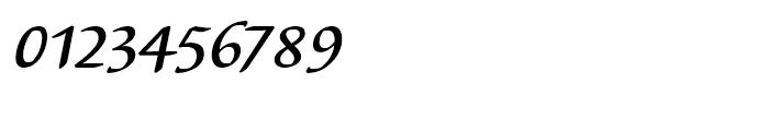 EF Elysa Medium Italic SC Font OTHER CHARS