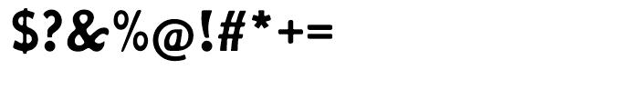 EF Hobo Regular Font OTHER CHARS