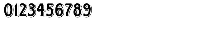 EF Horndon Regular Font OTHER CHARS