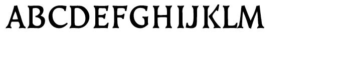 EF Kiev Bold CE Font UPPERCASE