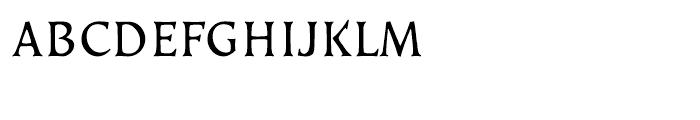 EF Kiev Regular SC Turkish Font LOWERCASE