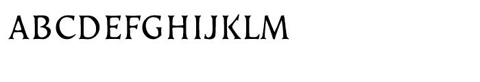 EF Kiev Regular SC Font LOWERCASE