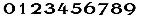 EF Largo Medium Font OTHER CHARS