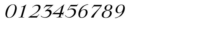 EF Lingwood Regular Italic Font OTHER CHARS