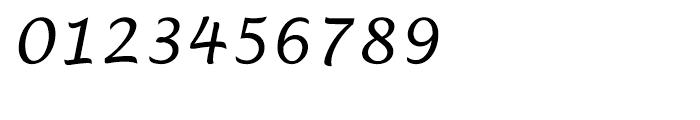 EF Lucida Handwriting Regular Font OTHER CHARS