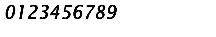 EF Lucida Sans Narrow Demi Bold Italic Font OTHER CHARS
