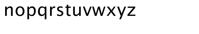 EF Lucida Sans Roman Font LOWERCASE
