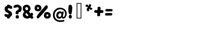 EF NOODless in Type Regular Font OTHER CHARS