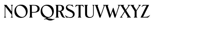 EF Nevada CE Regular Font UPPERCASE