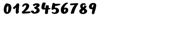 EF Optiscript Bold Condensed Font OTHER CHARS