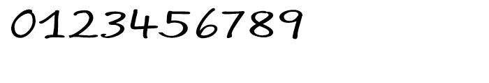 EF Optiscript Regular Alt Font OTHER CHARS