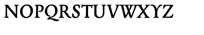 EF Panther Bold Font UPPERCASE