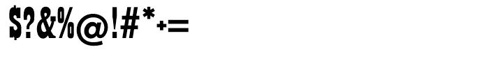 EF Playbill Regular Font OTHER CHARS