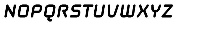 EF Solaris Black Oblique Font UPPERCASE