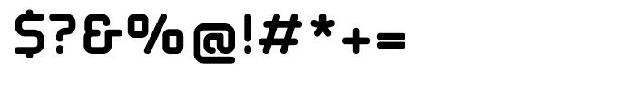 EF Solaris Black Font OTHER CHARS