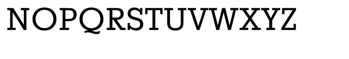 EF Stymie Medium Font UPPERCASE