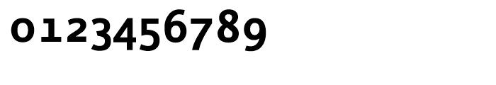 EF Thordis Sans Bold SC Font OTHER CHARS