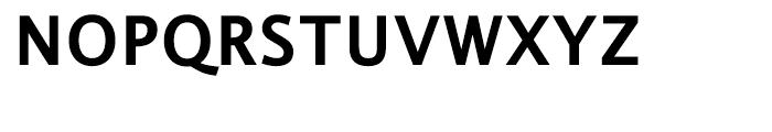 EF Thordis Sans Turkish Bold SC Font UPPERCASE