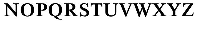 EF Timeless Bold Font UPPERCASE