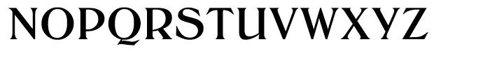 EF Trieste Bold Font UPPERCASE