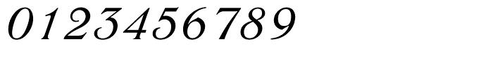 EF Trieste Medium Italic Font OTHER CHARS