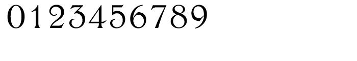 EF Trieste Medium Font OTHER CHARS