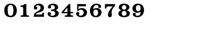 EF Volta Medium Font OTHER CHARS